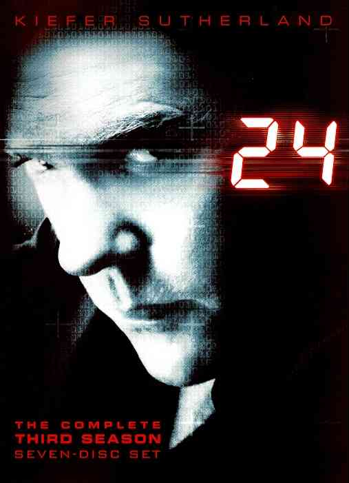 24:SEASON 3 BY 24 (DVD)